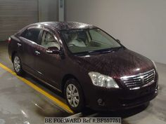 Used 2007 TOYOTA PREMIO BF557751 for Sale