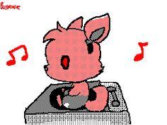 Cute foxy Gif by burrase