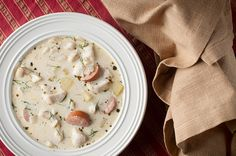 Perch Chowder Recipe - A Recipe for Yellow Perch Stew | Hunter Angler Gardener Cook