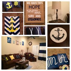Fun DYI projects. Rope to pillows, curtains, coasters, canvases