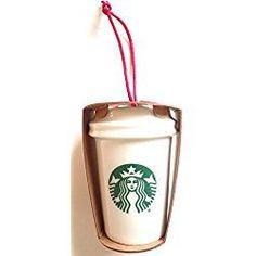 "Disney Parks Exclusive Starbucks White Ceramic Cold Cup Tumbler 3"" Christmas Tree Ornament White Christmas Ornaments, Christmas Decorations, Wings Design, Christmas Travel, Hanging Ornaments, Holiday Parties, White Ceramics, Disney Parks, Starbucks"