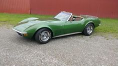 1972 Corvette Convertible For Sale in New York Chevy Corvette For Sale, Chevrolet Corvette, Used Corvettes For Sale, Corvette Convertible, General Motors, Paradox, Exterior Colors, Colorful Interiors, Autos