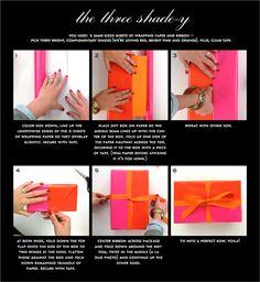 color block presents