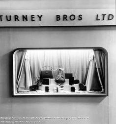 Turney Brothers, Leather Works, Trent Bridge, Nottingham, 1950