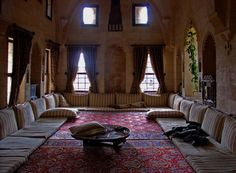 Kurdish Room