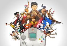 Dreamcast by 2dforever.deviantart.com on @deviantART