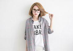 This kinda looks likes the asian version me. Ulzzang Fashion, Ulzzang Girl, Asian Fashion, Love Fashion, Ulzzang Style, Tokyo Fashion, 2015 Hairstyles, Short Bob Hairstyles, Girl Hairstyles
