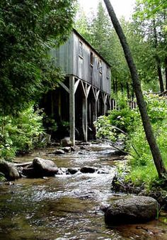 Historic Mill Creek, Mackinaw City