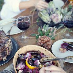 Garden party Food   www.ainachole.no
