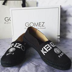 Kenzo shoes - shop at www.gomez.pl