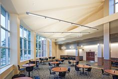 Reisner Dining Hall at Shippensburg University Project By STV