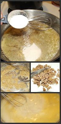 Easy Step-By-Step Giblet #Gravy Recipe for #Thanksgiving