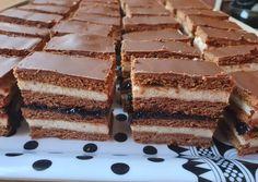 Hungarian Recipes, Hungarian Food, Tiramisu, Vanilla Cake, Fudge, Cake Recipes, Sweets, Ethnic Recipes, Blog