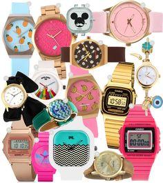 <p>Chega de perder a hora! Fizemos uma seleção esperta de relógios de pulsopara você escolher aquele que mais combina com você e com o seu estilo. Sim, eles podem ser um adereço ótimo para completar o look e, bom, assim como começamos este post dizendo, sua função principal é nos dizer qual é o horário, […]</p>