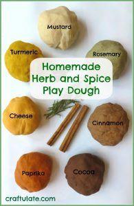 Herb Spice Dough