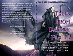 Dani J Caile - quirky, yet sardonic: FREE ebook 'Tales from Darker Places'