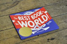 Flying Eye Books – THE BEST BOOK IN THE WORLD by Rilla Alexander