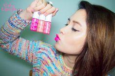 Blogger loves Etude House Color Lips Fit! Shop at BonjourHK.com ! #BJHK #EtudeHouse  #cosmetic #lip  #mask #review #blogger #beauty #skin #natural  #makeup #korea