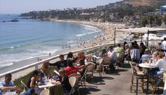 The Cliff Restaurant - Laguna Beach, CA