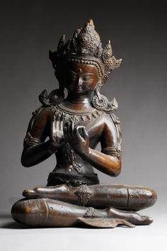 Alter Buddha Nepal, 45 cm 19./20. Jhd 10 kg Bronze Tibet antique Stil | Antiquitäten & Kunst, Internationale Antiq. & Kunst, Asiatika: Indien & Himalaya | eBay!