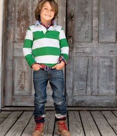 Fall clothes for the boys! would be so c