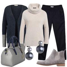Fine settimana al lago  outfit donna Basic per tutti i giorni  3ab3533021293