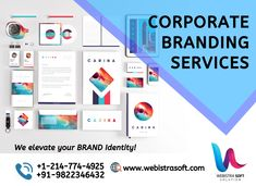 Webistrasoft Solution is Top App Development Company provides App Development Services including Chatbots, Websites & Digital Marketing for all Industries. Branding Services, Corporate Branding, Companies In Usa, Mobile App Development Companies, Digital Marketing Services, Digital Media, Vocabulary, Identity, Language