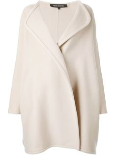 Shop Ter Et Bantine boxy overcoat in Jean Pierre Bua from the world's best independent boutiques at farfetch.com. Over 1000 designers from 60 boutiques in one website.