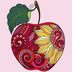 Coloring Apps, Adult Coloring Pages, Coloring Books, Zen Doodle, Painted Pumpkins, Create And Craft, Longarm Quilting, Doodle Drawings, Stained Glass Art