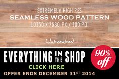 Check out Extremely HR seamless wood pattern by Fresh Design Elements on Creative Market