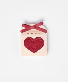Petite boîte fantaisie slip cœur - OYSHO