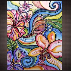 Artist - Collen WilcoxTropic-Giclee - collenwillcoxart.com