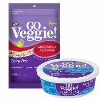 1 25 Off Any 1 Go Veggie Dairy Free Cream Cheese Shred Dairy Free Cream Cheese Go Veggie Veggies