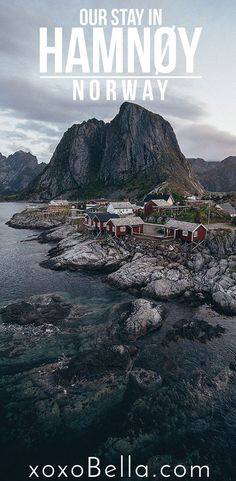 If you follow along on my social media you know that Joel and I went to Norway in September. We were there for about 10 days and our first stop was in the Lofoten Islands. For 4 nights we stayed at the Eliassen Rorbuer in Hamnøy.  Travel, Norway, Hamnøy, Adventure, Jet setter , Hiking
