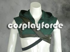 Green Arrow Oliver Queen America Cosplay Costume by cosplayforce, $29.00