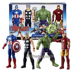 "Playskool Heroes Marvel Captain America Approx 5"" Tall  Figure New"