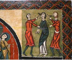 pintura del arte carolingio - Buscar con Google