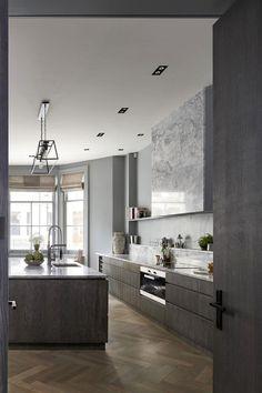Hale House, A Stylish London Apartment