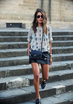 {Neutrals in textures and patterns.}