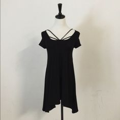 Black Swing Dress/Top