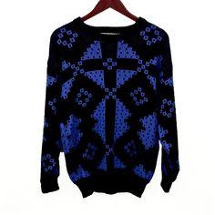 INTERNATIONAL STEFANO SPORTSWEAR - Vintage Sweater Vintage sweater, cozy& in great condition!! ❌TRADES❌ International Stefano Sportswear Sweaters