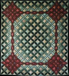 Best 25 Cathedral Window Quilts Ideas On Pinterest