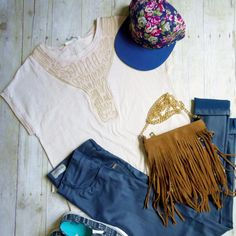 Scribbles Knit Top