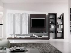 Cool TV Room Decorating Ideas