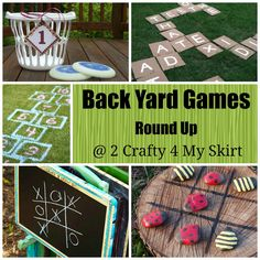 Back yard games (Which ones are you guys playing this weekend? -BtD) #DadsRT