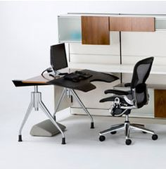 Progressive desk design for comfort and sitting for long hours