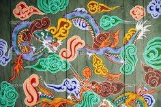 Traditional Pattern of Korean Traditioanl Architecture