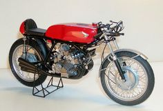 Honda 250 6 cylinder. One of the best sounding bikes ever.