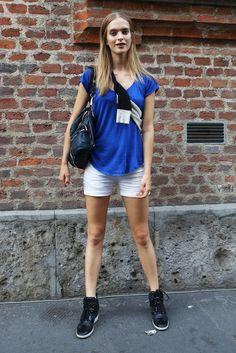 Milan Streetstyle: часть 6