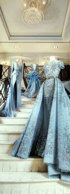 Fashion is Art ❖ Elie Saab Boutique Boutique Haute Couture, Style Couture, Couture Fashion, Evening Dresses, Prom Dresses, Wedding Dresses, Dresses 2016, Quinceanera Dresses, Beautiful Gowns
